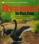 Byamul the Black Swan by Diana Petersen